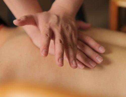 坐骨受壓引致神經痛按摩舒緩