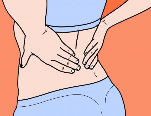 月經腰痛是什麼原因?